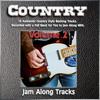 Country V2 Demo Jam Tracks Backing Tracks Play Along Track