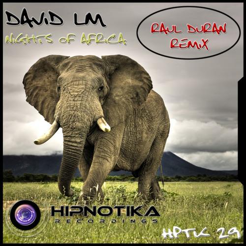 David LM- Nights of Africa ( Raul Duran Remix )