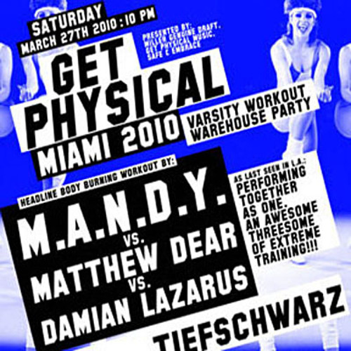 DJ T. - Live @ Varsity Workout Warehouse Party WMC 2010-03-27.mp3