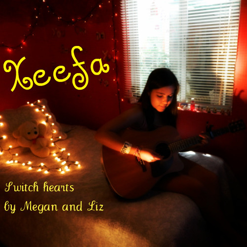 Switch hearts by Megan and Liz