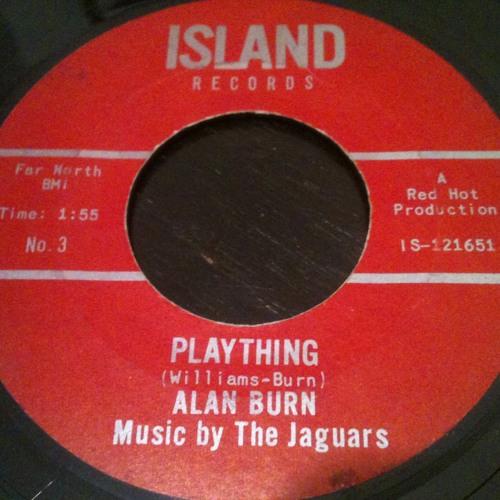 Alan Burn - Plaything