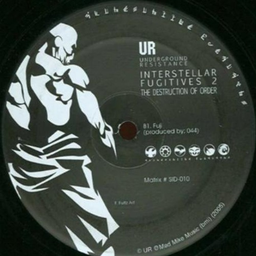 Underground Resistance / The Deacon - Fuji (The Peace Within)