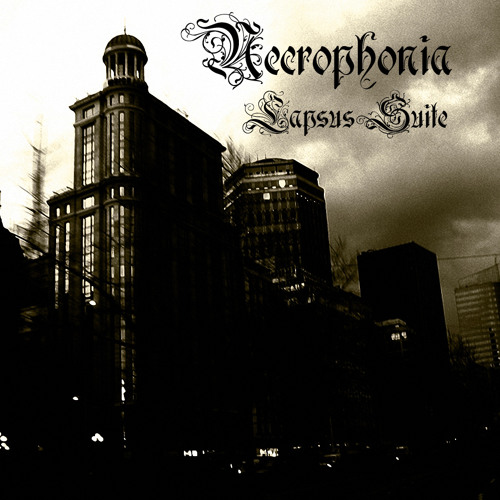 Necrophonia - The Room Where Time Spreads