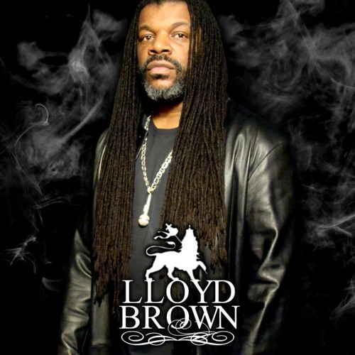 LLOYD BROWN & WBLK - TUNE IN RIDDIM DUBPLATE