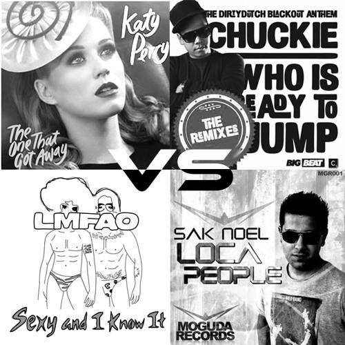 Katy Perry vs Dada Life, LMFAO & Sak Noel - Who Is Ready To Go Away (Sexy WTF)(Symo MashUp)[Preview]