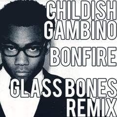 Childish Gambino - Bonfire (Explicit) (Glass Bones Remix)