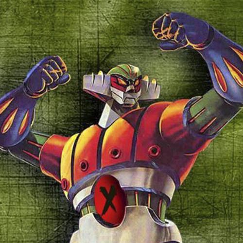 I Fluxer - Jeeg robot d'acciaio feat. Oyoshe & Posser