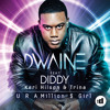 Dwaine ft P Diddy, Kery Hilson & Trina - I'm A Million Dollar Girl - Dex Remix (Preview)