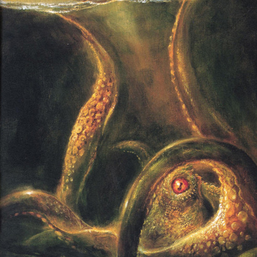 I told all of my friends that you have a kraken vagina.