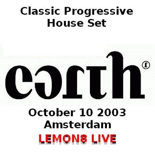 Lemon8 Live at Earth, Amsterdam 10-10-2003