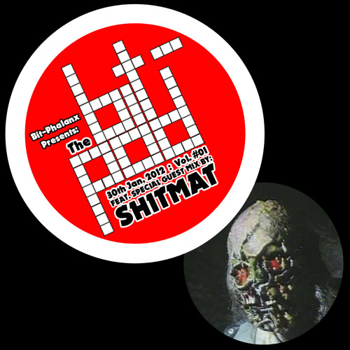 The Bit-Pod: Vol. #01 (Ft. guest mix by Henry Collins [aka. Shitmat]) - 30/01/12