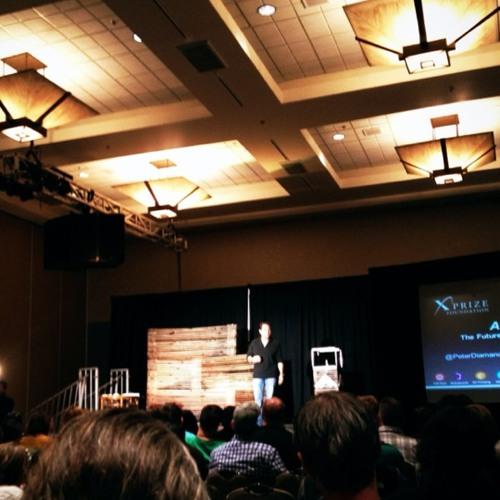@peterdiamandis from @xprize / singularity university. One of my favorite speakers at Summit Series #sbcamp