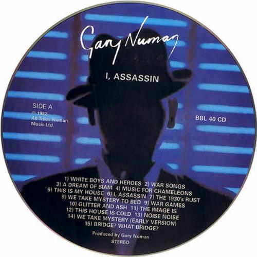 """My Version of Gary Numans """"STORIES"""" for the Numanme """"DANCE"""" 2012 fan tribute Album"""