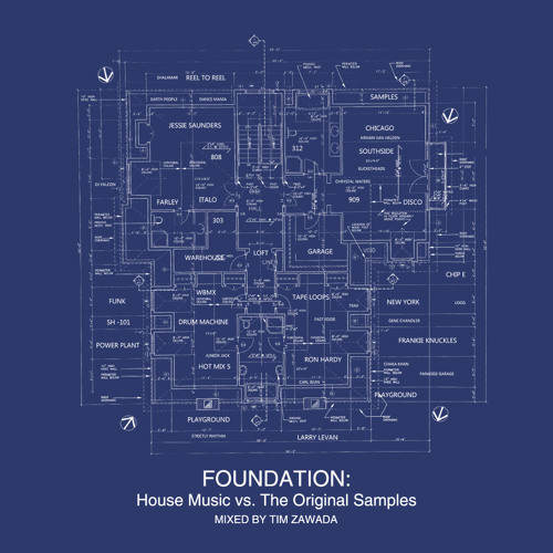 Tim Zawada - Foundation Mix (House Music vs Original Samples)