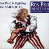 Ron paul writing on the wall hip hop rap song