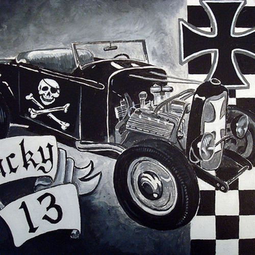 Radiotape - 13 Lucky Number (Back To My Roots) 2012