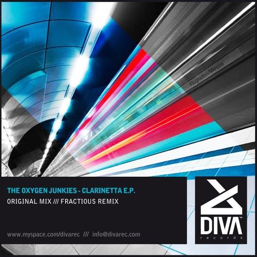 The Oxygen Junkies - Clarinetta (Original Mix) [Diva Records]