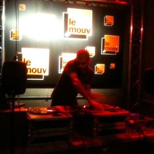 DJ PONE - DJ Set @ Laura Leishman Project sur Le Mouv'