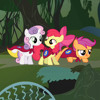 mlp fim - cutie mark crusaders theme song orchestra remix