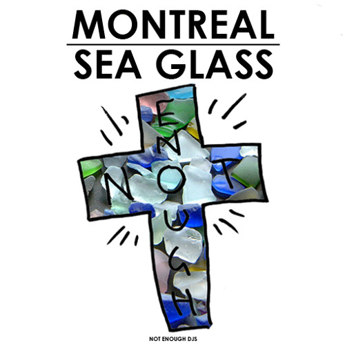 Montreal sea glass