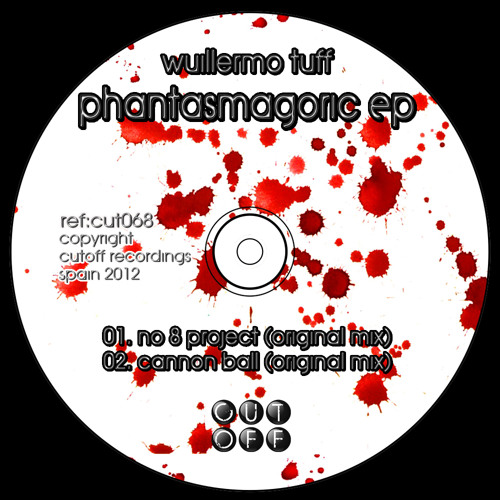 01. Wuillermo Tuff - Cannon Ball (Original Mix) PREVIEW