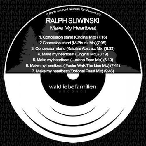 Ralph Sliwinsky - Make My Heartbeat (Optional Feast Remix)