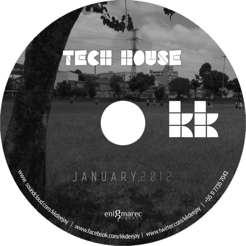 K K Dj Set - Tech House (January 2012)