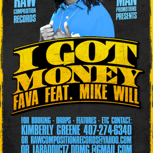 Fava Feat Mike Will - I Got Money
