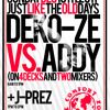 "DEKO-ZE Pres. ""Just Like The Old Days"" at Comfort Zone (Sun Dec 18 '11) Part 1/3"