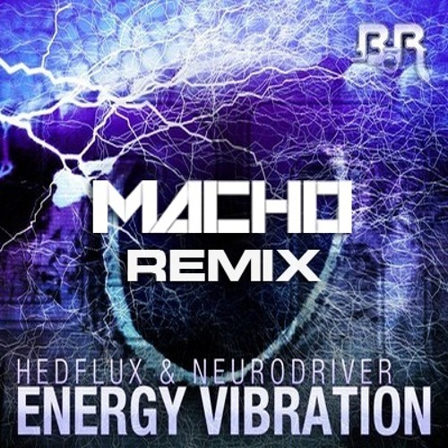 Hedflux and Neurodriver - Energy Vibration (Macho Remix) [FREE 320]