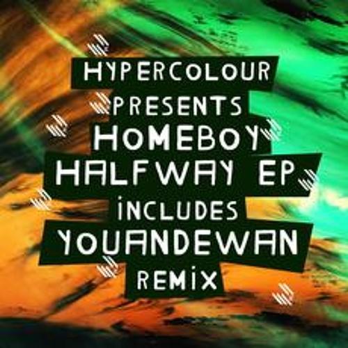 Homeboy - You Make Me Go Crazy (Video Edit) - Hypercolour