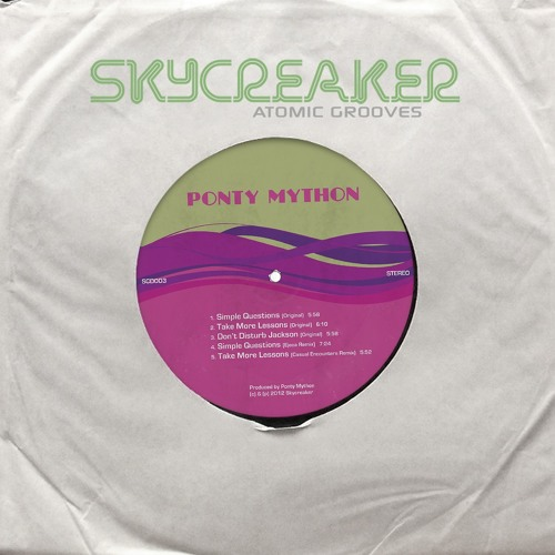 Ponty Mython - Take More Lessons (Casual Encounters Remix) [Preview]
