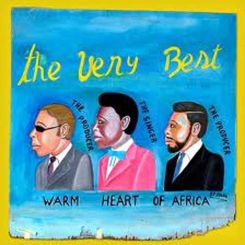 The Very Best - Warm Heart Of Africa (Architecture In Helsinki Remix)
