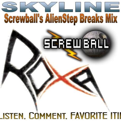 Roxa - Skyline (Screwball's AlienStep Breaks Mix)