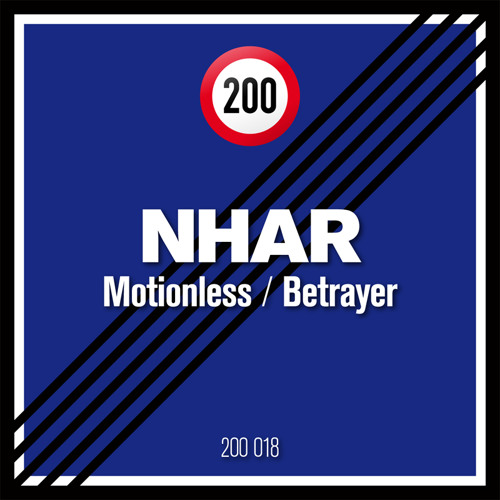 Nhar - Motionless - 200 Records 018