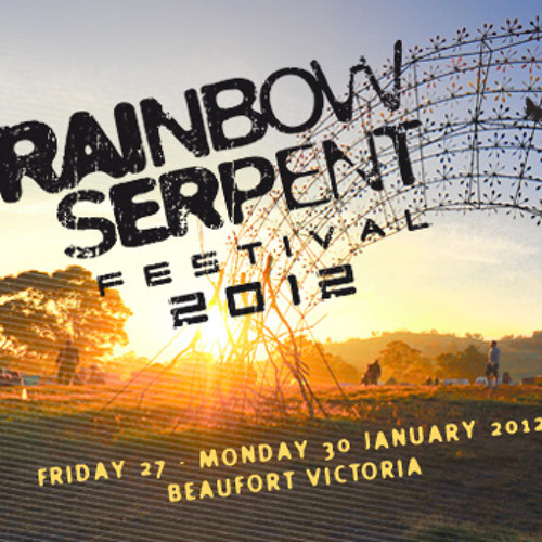 J-Slyde - Live at Rainbow Serpent Pool Party 2012