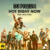 'Hot Right Now' (Radio Edit) (Out Now)