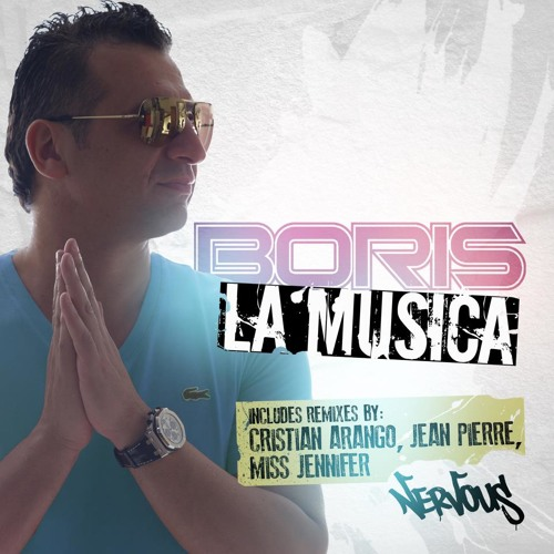 Boris - La Musica (Miss Jennifer Remix)
