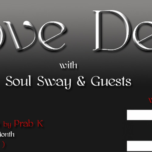 DE Radio - Move Deep with Soul Sway and Prab K - Hour 2 (Prab)