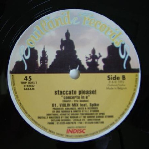 Staccato! please - concerto in e