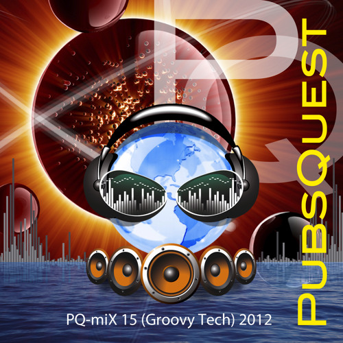 PQ-miX 15 (Groovy Tech) 2012