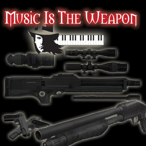 Slow, Komputer [Feat. LiveLargeMusic] - Music Is The Weapon
