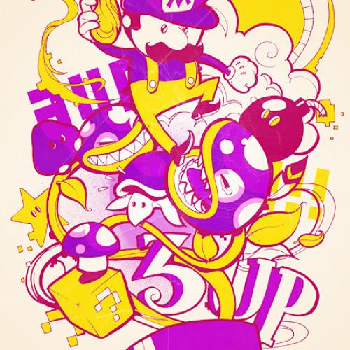 Super Mario Dungeon Bowser Koopa
