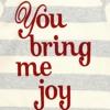You Bring Me Joy - Cesar Dash & HanzI SilvA - demo Carnaval Mix