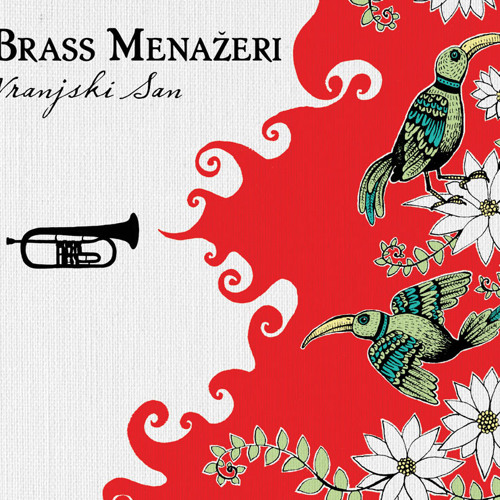Brass Menazeri - Opa Cupa Fly (arr P. Jaques)