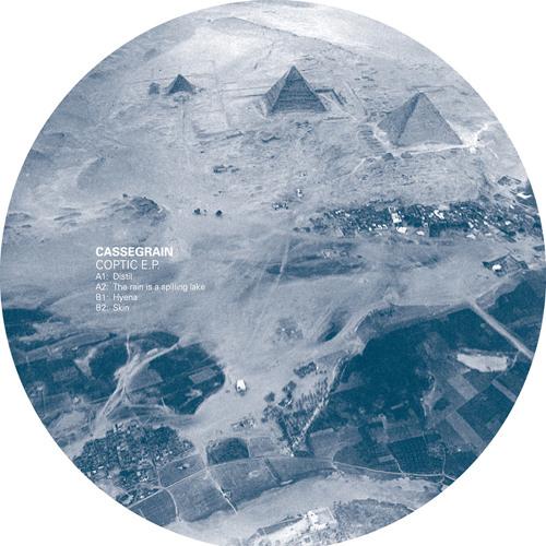 PRG025 - Cassegrain - Coptic EP