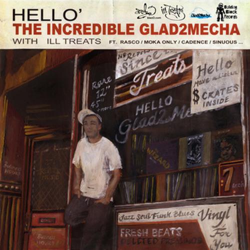 Last Letter ft.Glad2mecha and Rasco