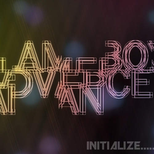 Lameboy Advance - Only in dreams / Initialize... EP