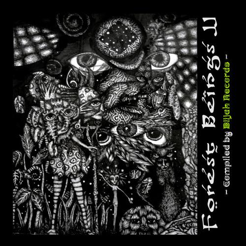 Seven Dark vs Lab - Psychedelic Connections # VA Forest Beings II ( Biijah Rec ) * Free Donwload