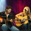 Blake Shelton And Miranda Lambert - America The Beautiful - Clip